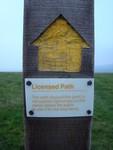 Licenced Path