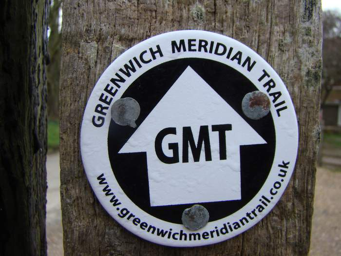 Greenwich Meridian Train - Iford
