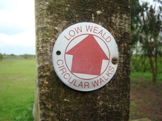 LOW Weald Circular Walks
