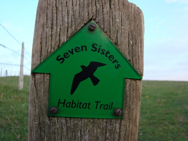 Seven Sisters Habitat Trail