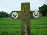 Kent bridleway sign
