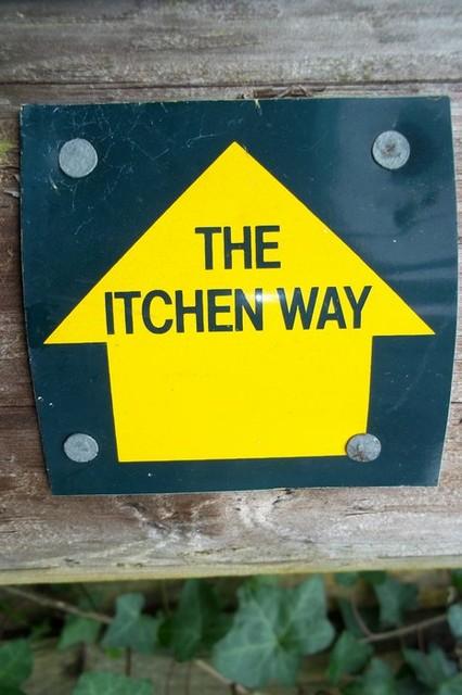 The Itchen Way, Dartmoor.