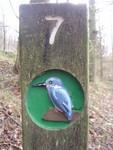 Kingfisher sign Balcombe