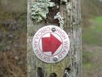 High Weald Circular Walks sign