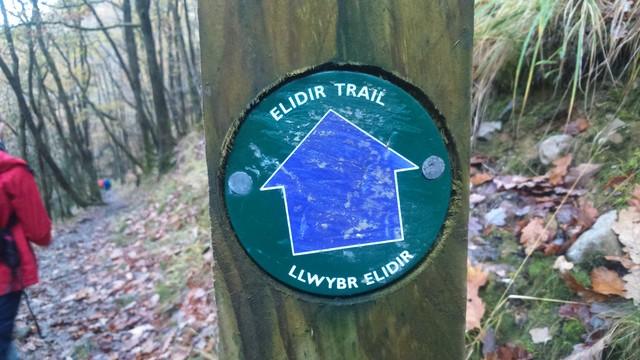 Elidir Trail - Brecon Beacons
