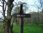 Ben Nevis path