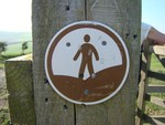 Access path sign