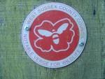 Notable Wildlife Verge sign nr Bignor.