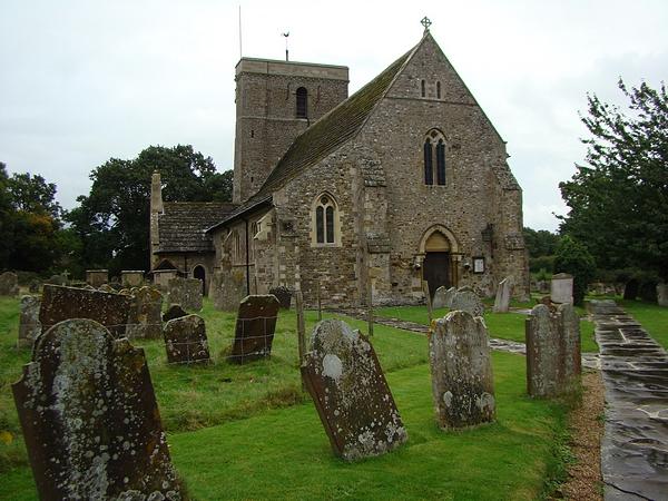 St Mary's Shipley