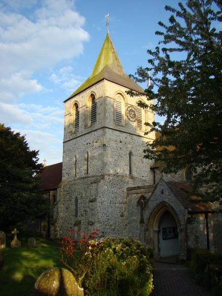 St. Nicola's, Pevensey