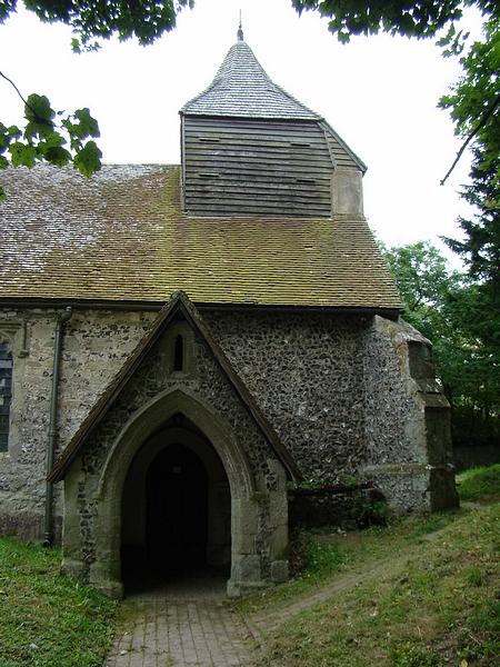 St Peter's, Folkington