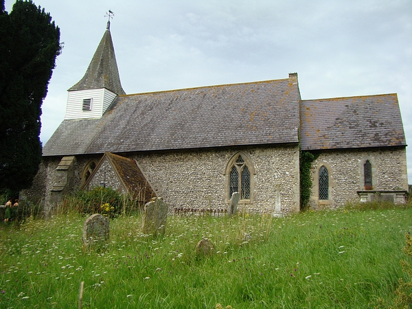St. Michael the Archangel, Litlington