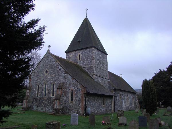 St Nicholas', Iford