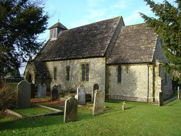 St, Bartholomew's, Albourne