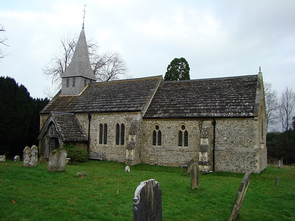 St. Peter's, Woodmancote