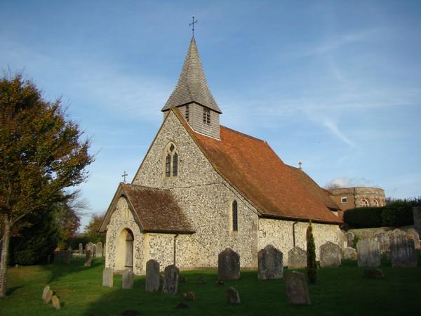 St. Margarets, Eartham.